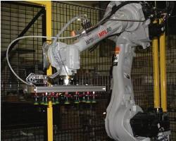 Robot Integration Controls
